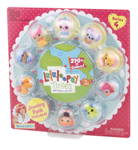 Lalaloopsy Tinies 10 minifigurines - style 8-Côté droit