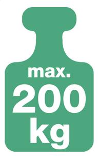 Medisana Pèse-personne XL PS 460 noir/inox-Détail de l'article