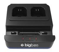 Bigben station de recharge Dual Charger Wii U-Avant