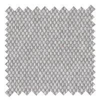 Vaste boxspring Charles meubelstof lichtgrijs 180 x 200 cm-Artikeldetail