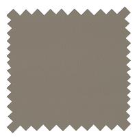 Boxspring fixe Charles aspect cuir taupe 160 x 200 cm-Détail de l'article