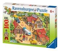 Ravensburger puzzel Vrolijke boerderij-Vooraanzicht