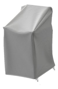 AquaShield beschermhoes voor stapelstoelen polyester D 67 x B 67 x H 110 cm-commercieel beeld