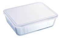 Pyrex Plat à four Cook & Freeze L 27 x Lg 22 cm-Avant