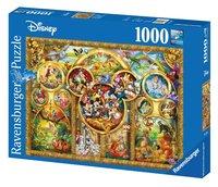 Ravensburger puzzel Mooiste Disney thema's