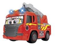 Dickie Toys camion de pompier Happy Fire Truck-Côté droit