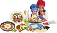 Clementoni De creatieve keukenpiet: Pizza Party-Afbeelding 1