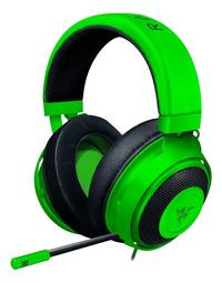 Razer headset Kraken groen-Vooraanzicht