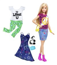 Barbie set de jeu Fashionistas Original 35 - Peace & Love