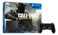 PS4 Slim console 1 To Call of Duty Infinite Warfare + manette DualShock 4