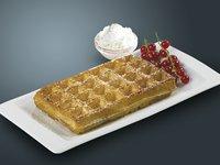 Fritel bakplaten Brusselse wafels 4x6-Afbeelding 1