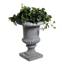 MCollections Pot style vase français gris-Image 1