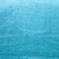 Today Drap-housse Uni chiné mer du sud flanelle 160 x 200 cm-Détail de l'article