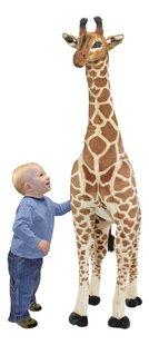 Peluche géante girafe 137 cm-Image 1