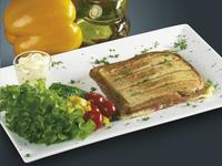 Fritel Plaques pour croques/sandwiches - 2 pièces-Image 1