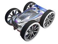 Silverlit auto RC Gyro Zee-Linkerzijde
