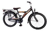 Volare vélo pour enfants Thombike satin black 20' (monté à 95 %)