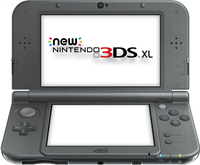 New Nintendo 3DS XL console Metallic Black-Artikeldetail