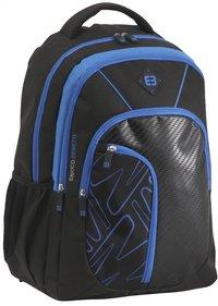 Enrico Benetti sac à dos School Black/Cobalt