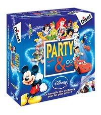 Party & Co Disney-Côté gauche