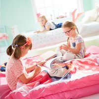 ReadyBed Juniorbed Minnie Mouse-Afbeelding 2