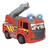 Dickie Toys camion de pompier Happy Fire Truck-Côté gauche