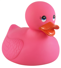 DreamLand animaux du bain Un géant dans le bain rose