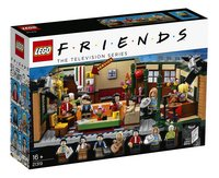 LEGO Ideas Friends 21319 Central Perk-Côté gauche