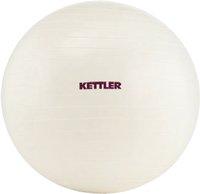 Kettler balle de gymnastique blanc 65 cm