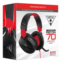 Turtle Beach Headset Recon 70N-Linkerzijde