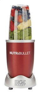 Magic Bullet Blender NutriBullet rouge 5 pièces-Image 1