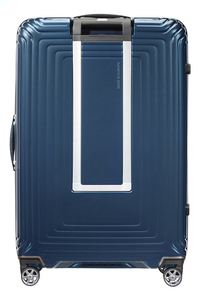 Samsonite Harde reistrolley Neopulse Spinner metallic blue 81 cm-Achteraanzicht