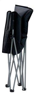 EuroTrail chaise de camping Kampala anthracite/noir-Détail de l'article