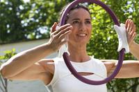 Kettler pilatesring burgundy-Afbeelding 3