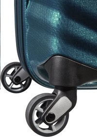 Samsonite Valise rigide Lite-Shock Spinner petrol blue 81 cm-Base