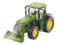 Siku tracteur RC John Deere 7R avec chargeur frontal