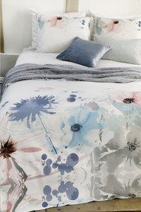 Walra Dekbedovertrek Flower rain katoen 140 x 220 cm-Artikeldetail