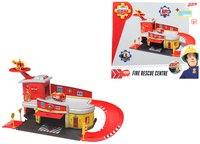 Dickie Toys set Sam le pompier Fire Rescue Centre-Détail de l'article