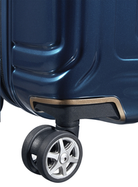 Samsonite Harde reistrolley Neopulse Spinner metallic blue 81 cm-Onderkant