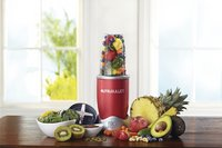 Magic Bullet Blender NutriBullet rouge 5 pièces-Image 2