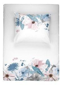 Walra Housse de couette Flower rain coton 140 x 220 cm-Avant