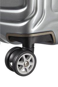 Samsonite Harde reistrolley Neopulse Spinner metallic silver 81 cm-Onderkant