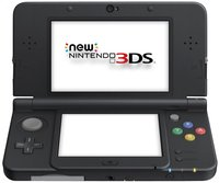 New Nintendo 3DS console zwart