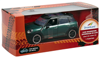 DreamLand voiture Showroom de luxe Mini Cooper S Countryman vert