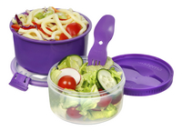 Sistema Lunchbox To Go Stack 0,965 l-Afbeelding 1