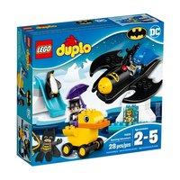 LEGO DUPLO 10823 L'aventure en Batwing