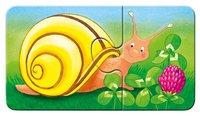 Ravensburger 9 puzzles Animaux dans le jardin-Détail de l'article