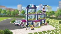 LEGO Friends 41318 Heartlake ziekenhuis-Afbeelding 1