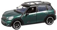DreamLand auto Luxe wagenpark Mini Cooper S Countryman groen