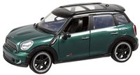 DreamLand auto Luxe wagenpark Mini Cooper S Countryman groen-commercieel beeld